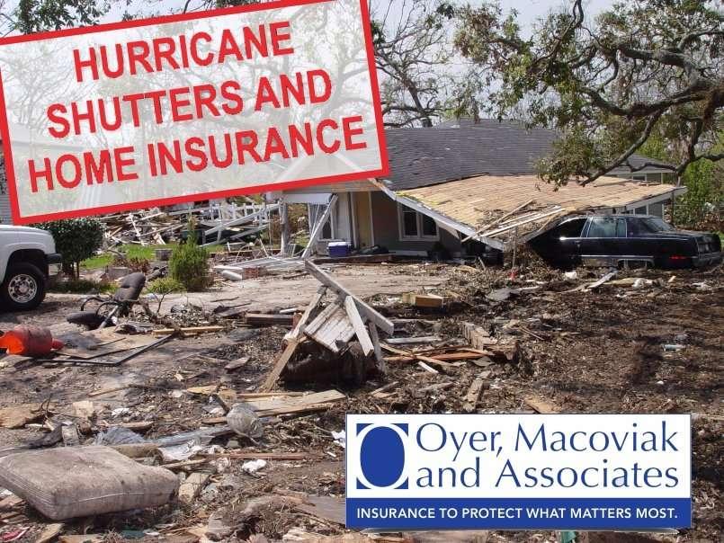 Hurricane Shutters Necessary to Supplement Homeowners Insurance