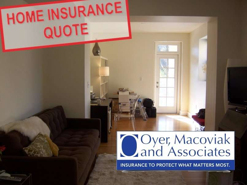 What is Included in a Home Insurance Quote