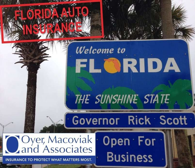 Auto Insurance Quotes Florida: Automobile Insurance Coverage That Is Required For Florida