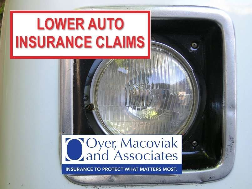 Lower Auto Insurance Claims
