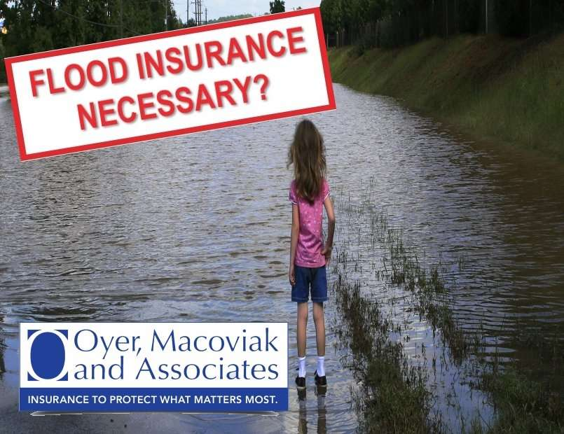 Flood Insurance Necessary