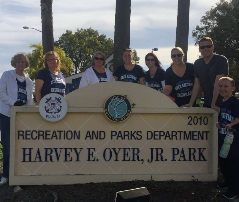 Harvey E Oyer Jr Boat Park