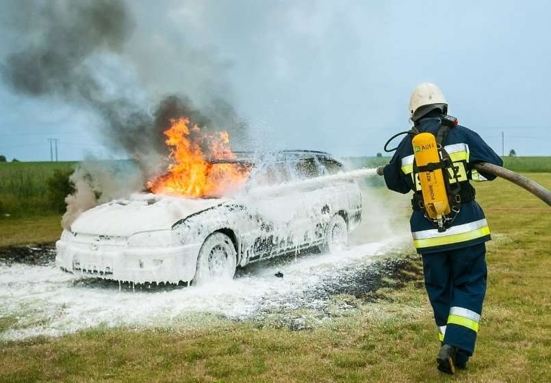 Automobile Insurance: Three Common Causes of Car Fires