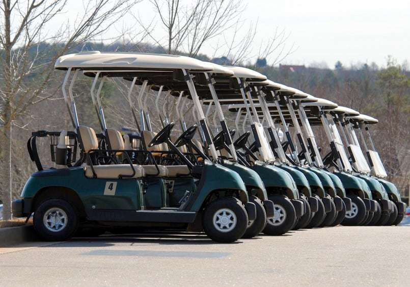 Living in a Florida: Street-Legal Golf Carts