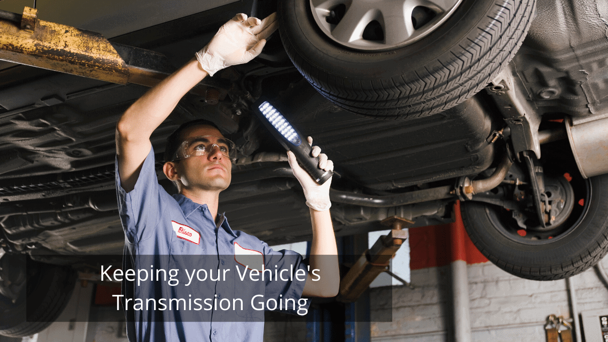 Keeping your Vehicle's Transmission Going