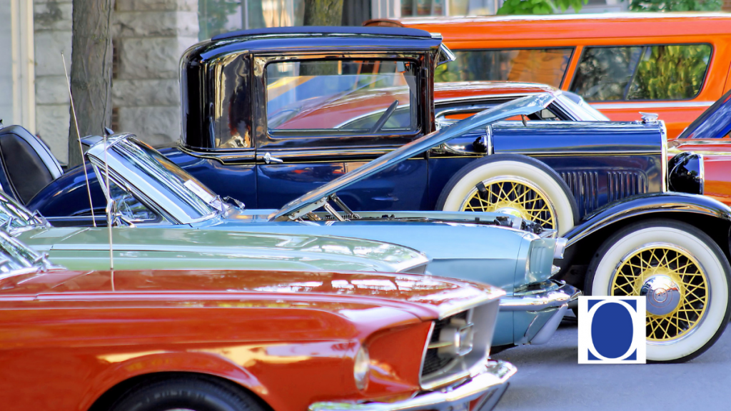 Why You Need Classic Car Insurance