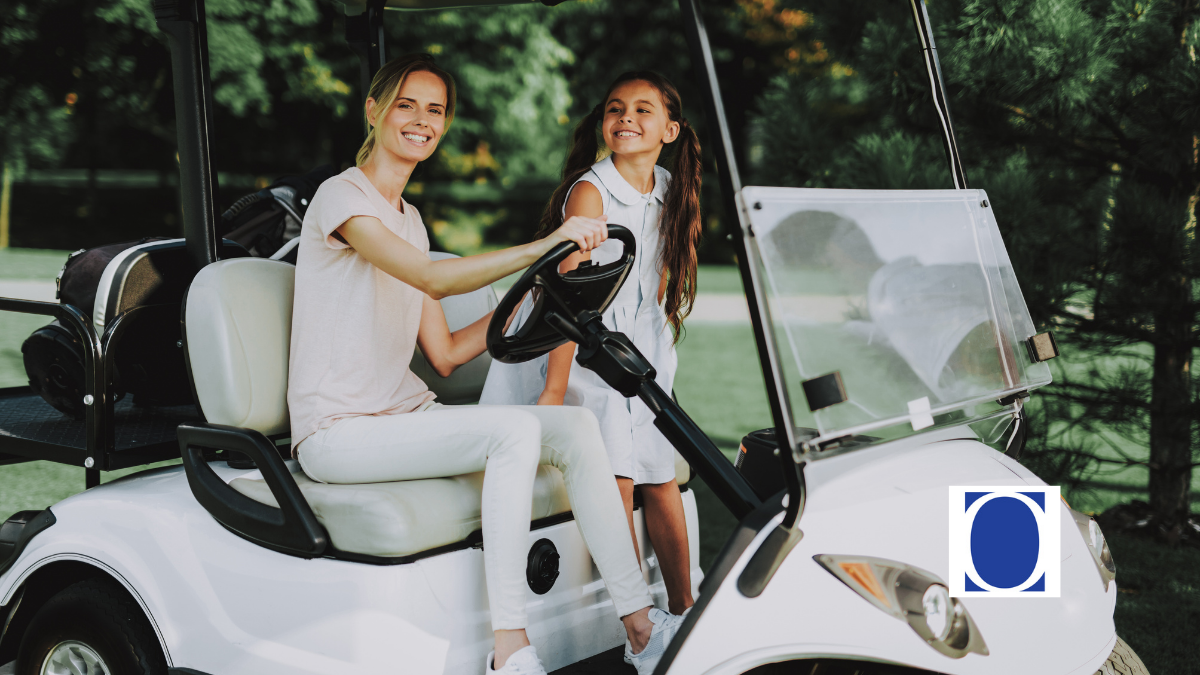 Purchasing Insurance for Your Golf Cart